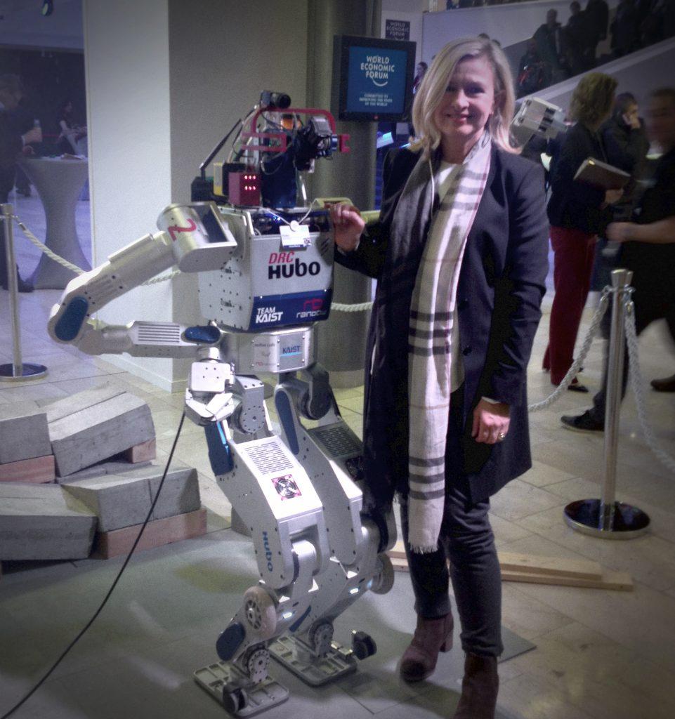 JFI and robot
